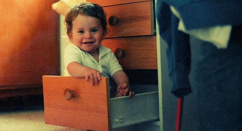 Dziecko w szufladzie